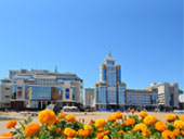 Tours in Saransk