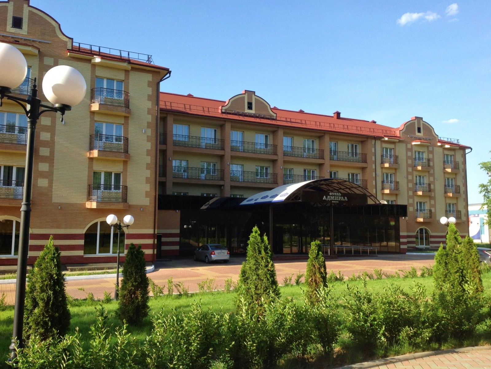 "Hotel ""Admiral 4*"" 