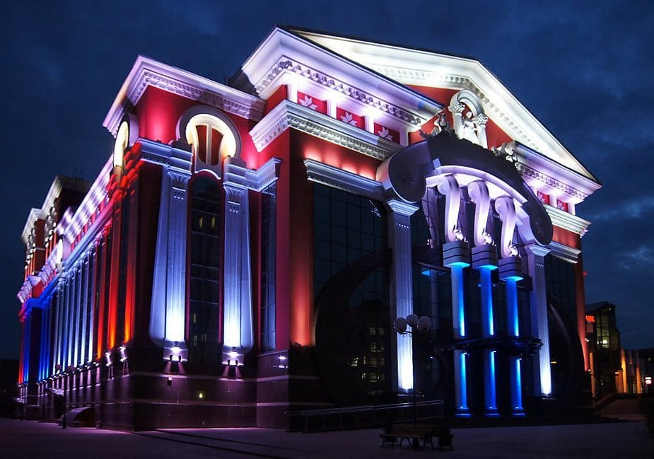 Opera and Ballet Theatre named after Illarion Yaushev in Saransk
