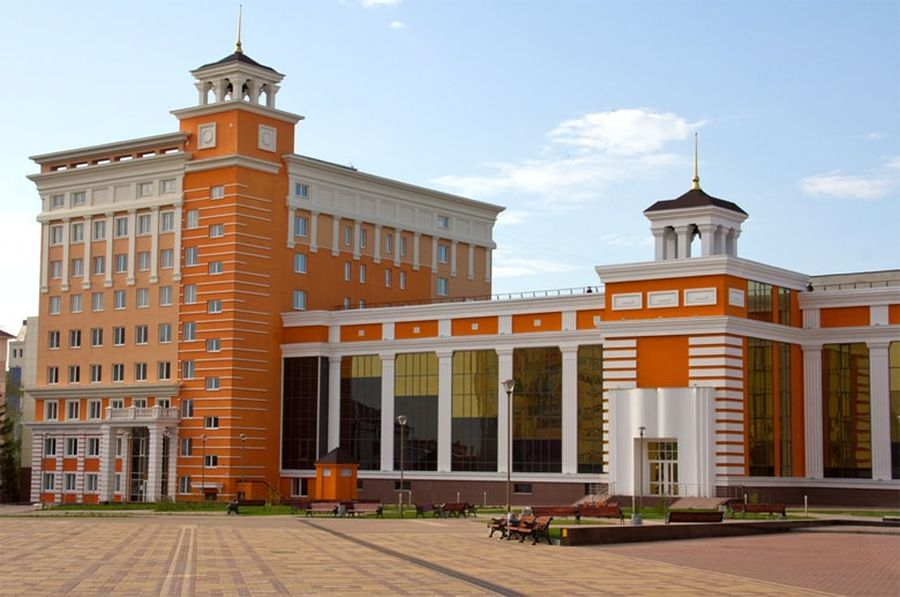 The Volga-region center of Finno-Ugric peoples' culture in Saransk